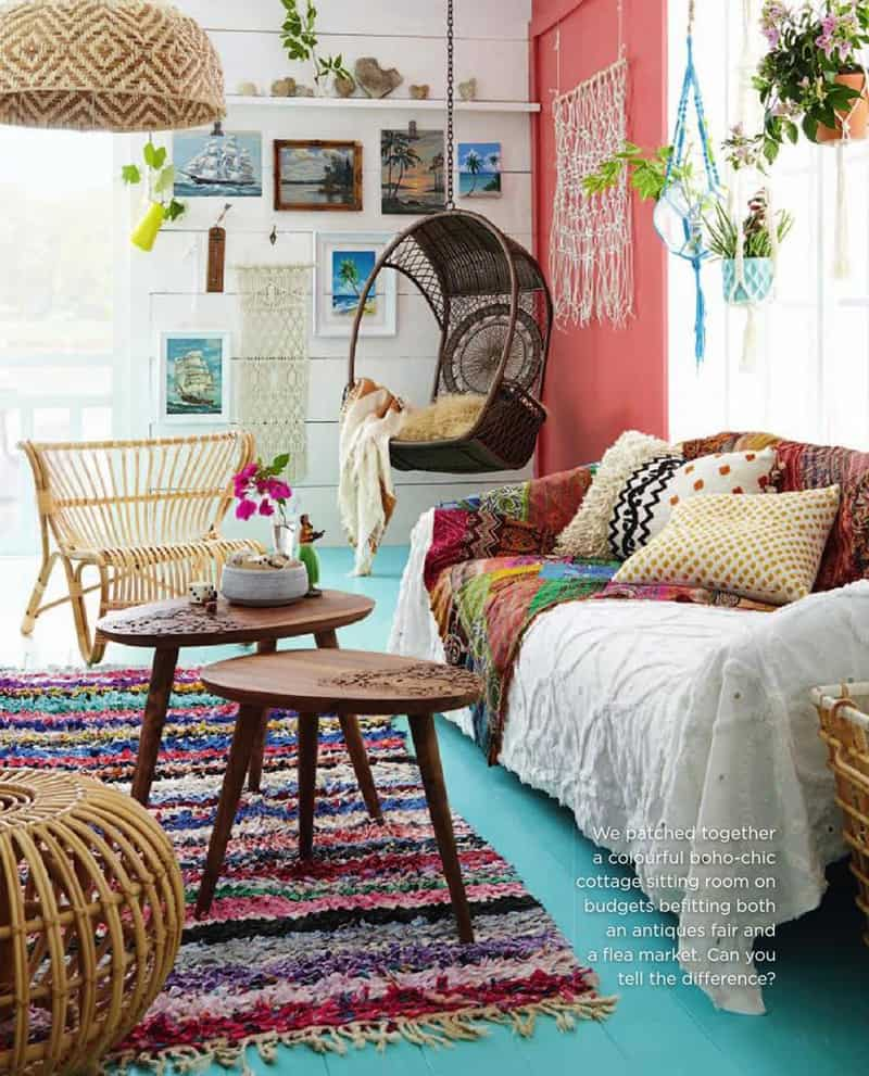 Advertisement Comprehensive Bohemian Style Interiors Guide To
