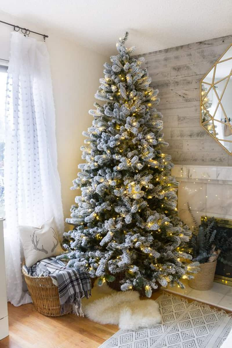 ... your white Christmas trees, get started with your decorations to make your tree look elegant, classy and truly beautiful or you can even buy one already ...