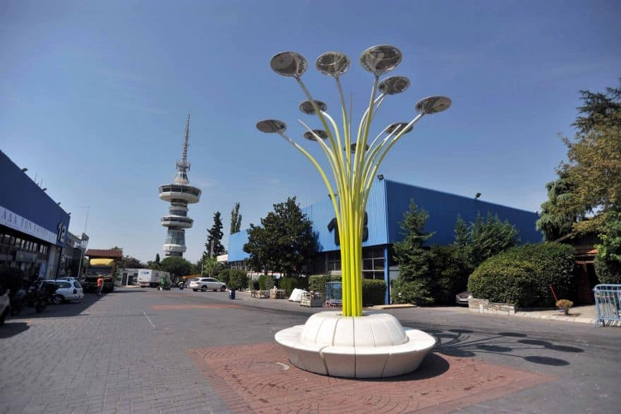 Energize the Future with these Creative Designs of Solar Energy Trees