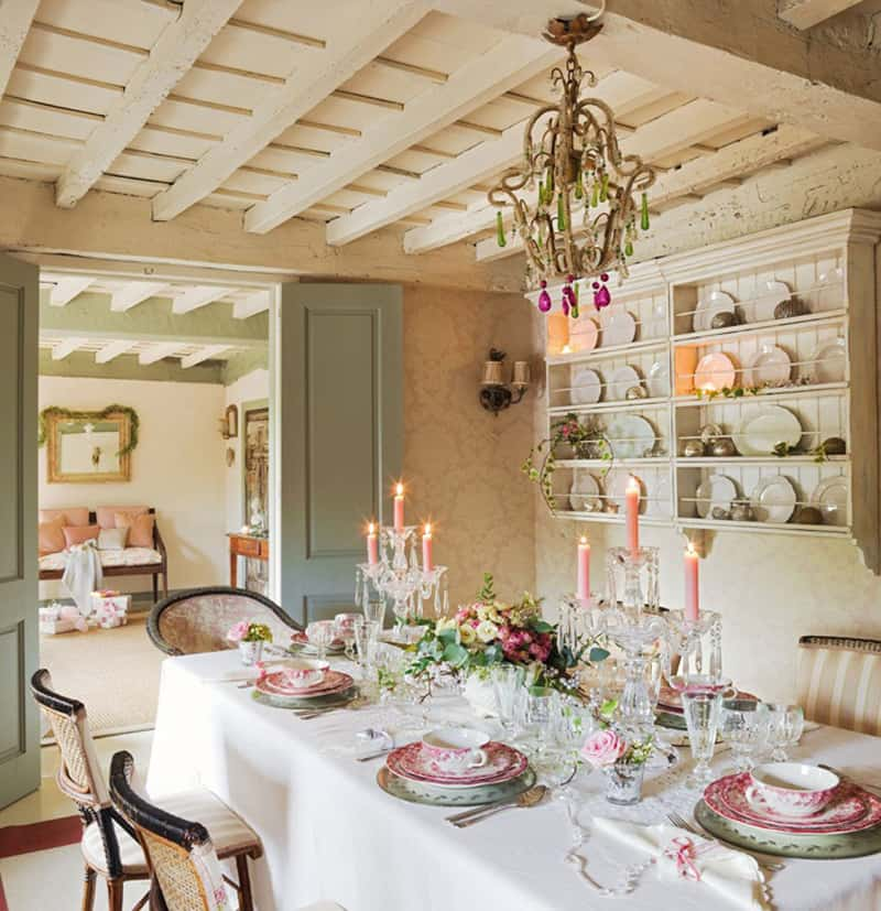 Impress Your Guests With Your Own Shabby Chic Interior Design Ideas