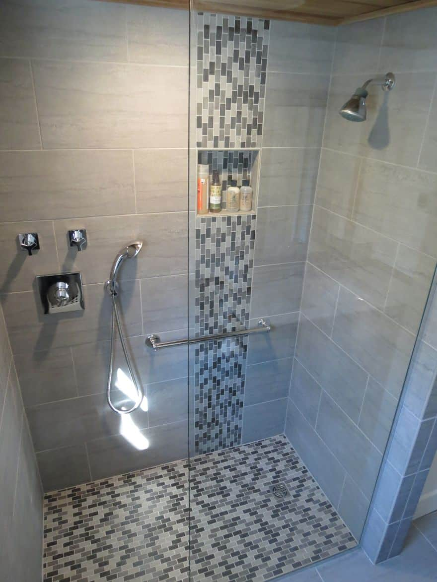 walk-in shower design inspiration
