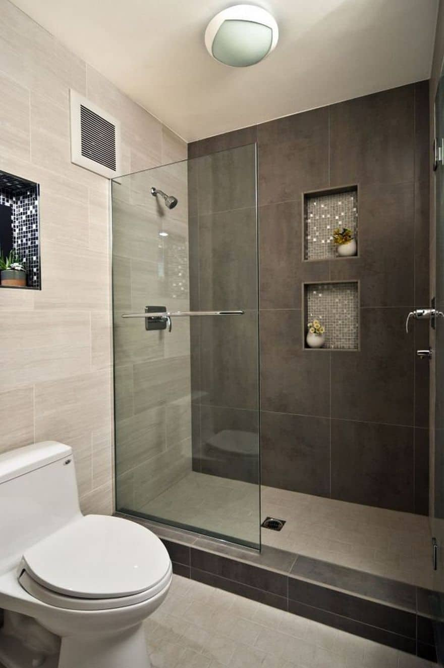 walk-in shower design ideas