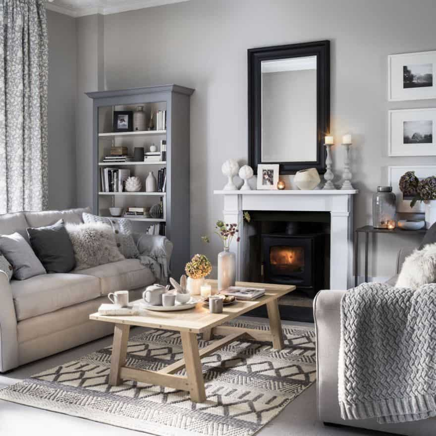 These neutral colors decorating ideas will give you new for Neutral decorating schemes