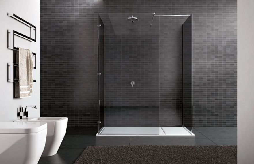 Delicieux Frameless Shower