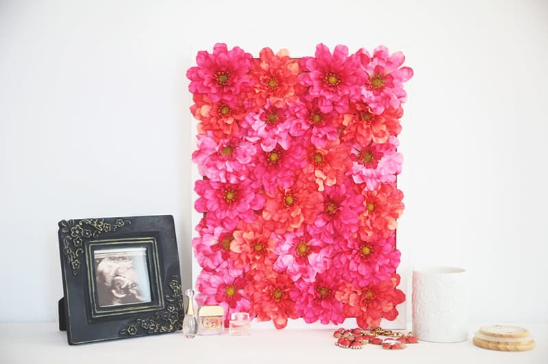 9 Remarkable Ideas with Artificial Flowers & How Became Cool Again