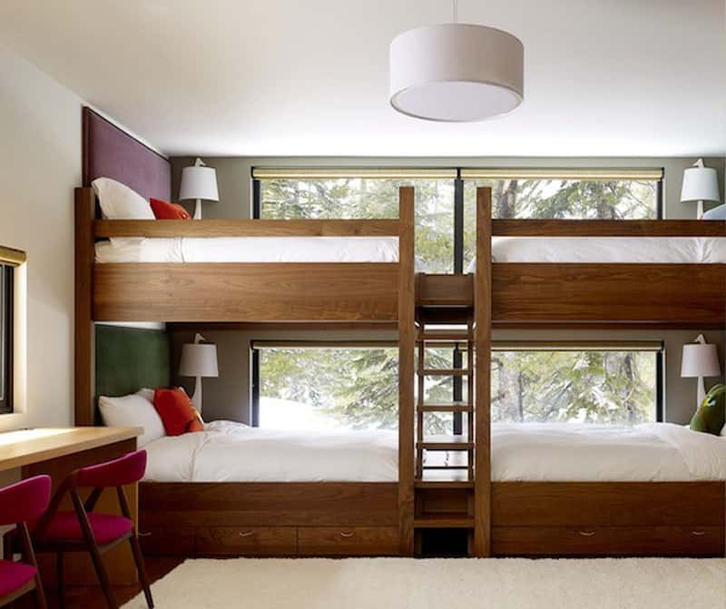 30 Modern Bunk Bed Ideas That Will Make Your Lives Easier