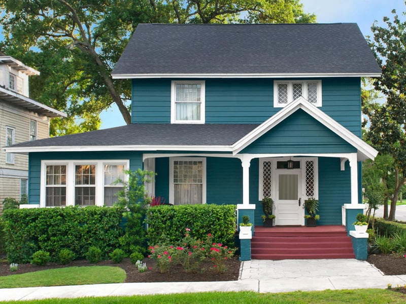 The Best Exterior Paint Colors To Please Your Eyes: Top Tips For Getting That Curb Appeal Just Right