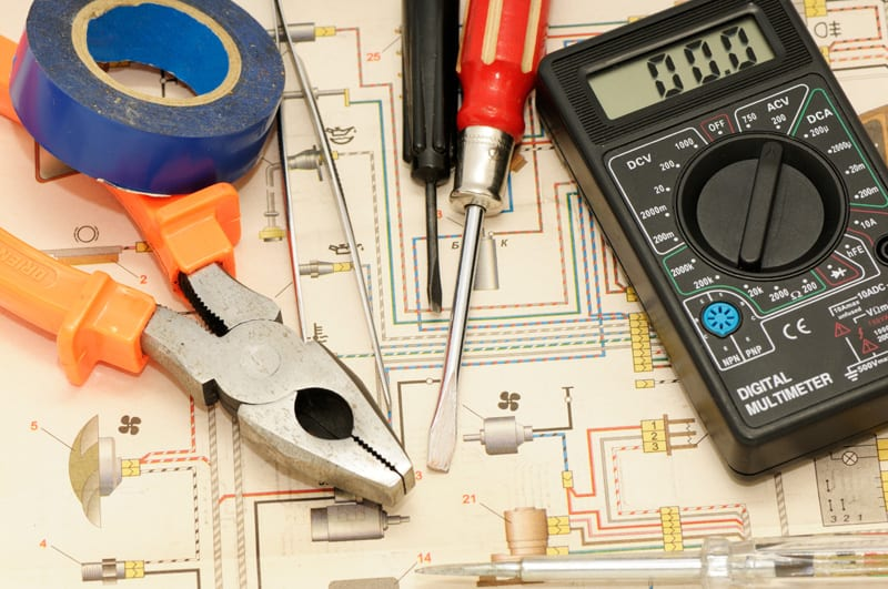 Electrical Layout Tools : Electrical safety tips homeowners should know