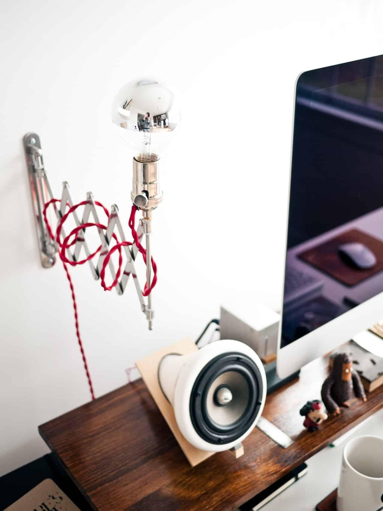 The Advent of Modern Light-bulb Speakers