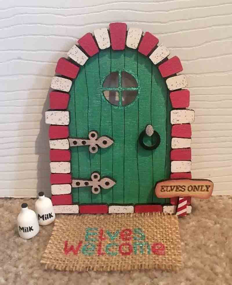 25 Diy Fairy Door Ideas From Popsicle Or Wooden Craft