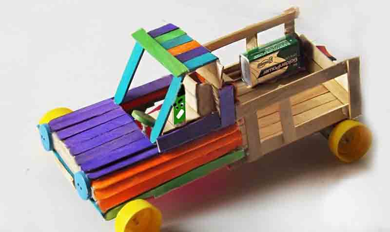 33 Awesome Things You Can Make With Popsicle Sticks