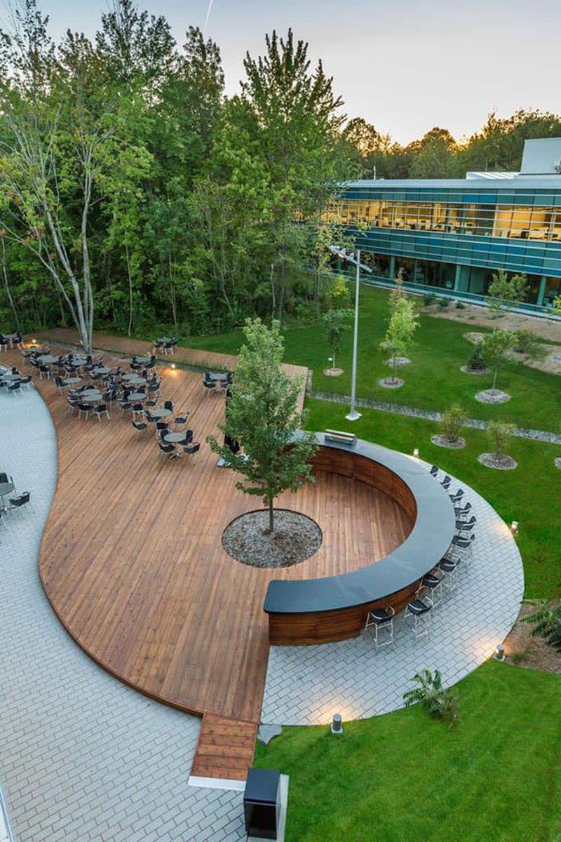 Reinterpreting Nature in Design: 30 Urban Benches that you ...