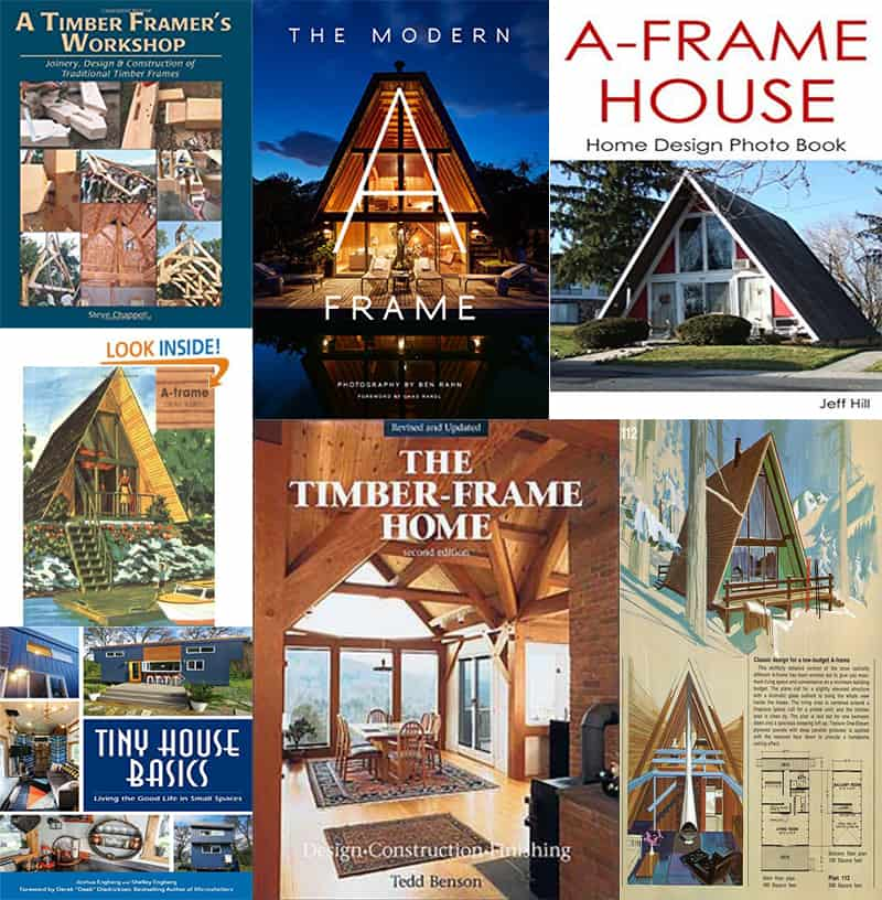 10 Best A frame Books You Must Read