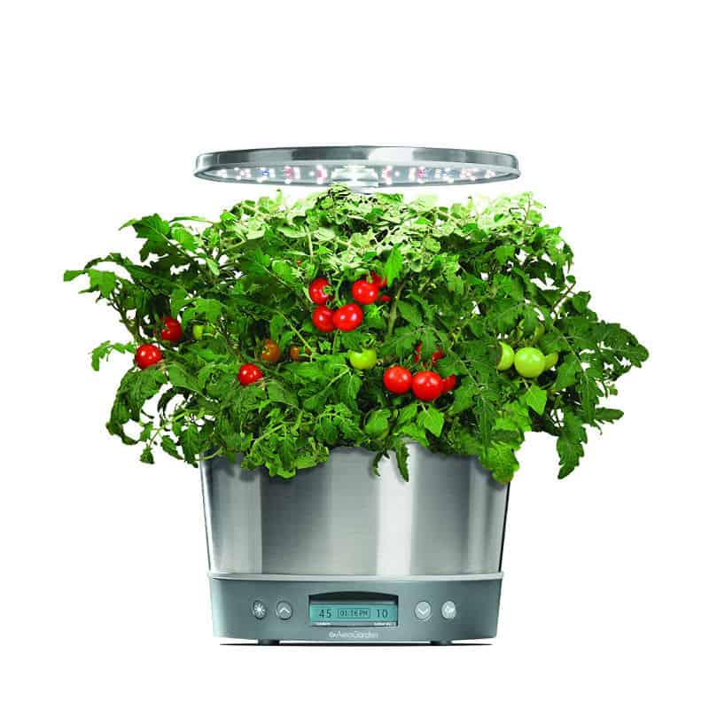 Led Kitchen Garden Year Around Counter Top Culinary Herb: 10 Indoor Gardening Systems That You Can Buy Right Know