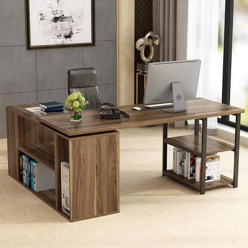 9 Corner Computer Desk Designs To Buy Right Now