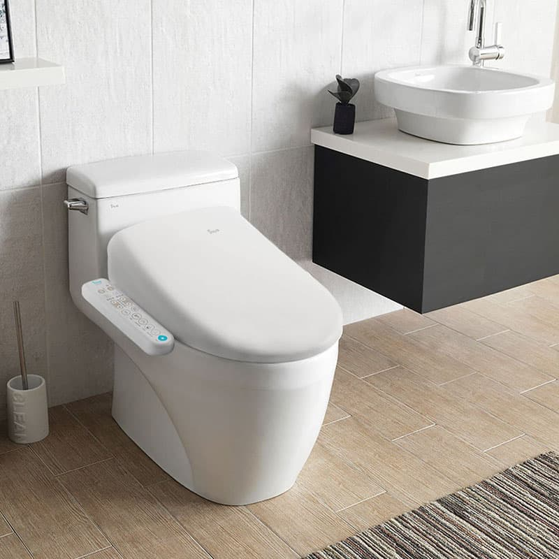 8 Best Smart Toilets and Bidet Seats of 2019 Reviewed