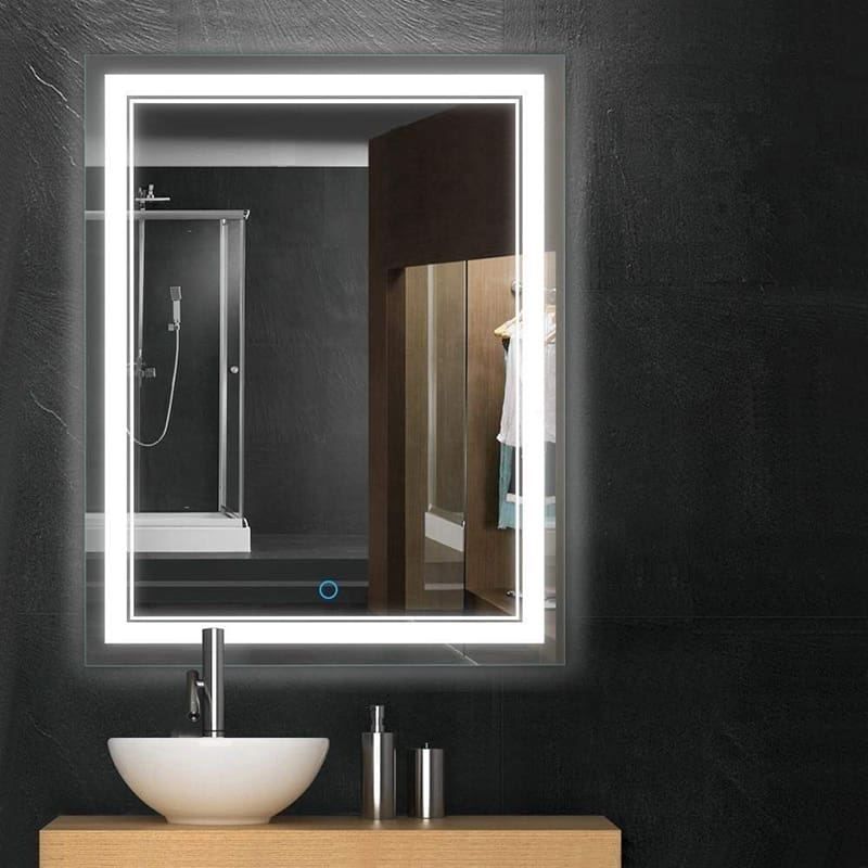 10 Makeup Mirrors To Garnish Your, Vanity Mirror With Lights Frameless