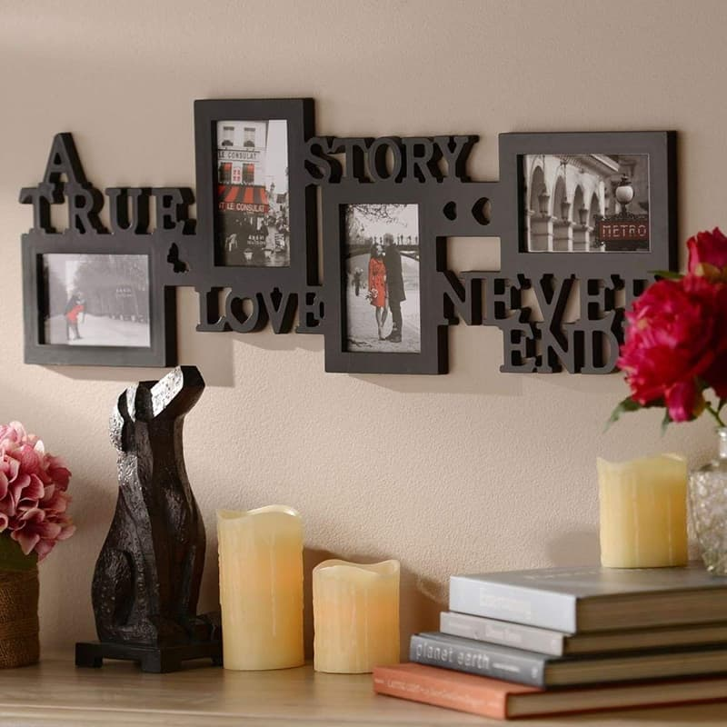 25 Collage Picture Frames that You Can Buy Right Now