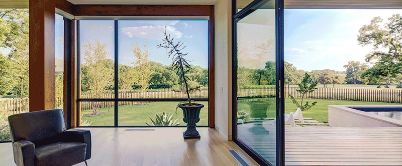 10 Reasons Sliding Glass Doors are Better than the Conventional Doors
