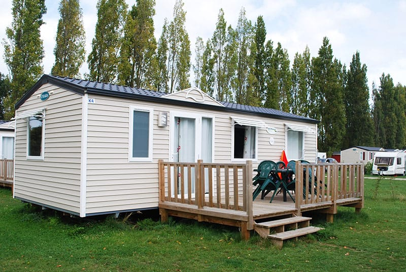 New Freedom by Living in a Mobile Home