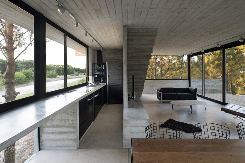 Best uses for polished concrete