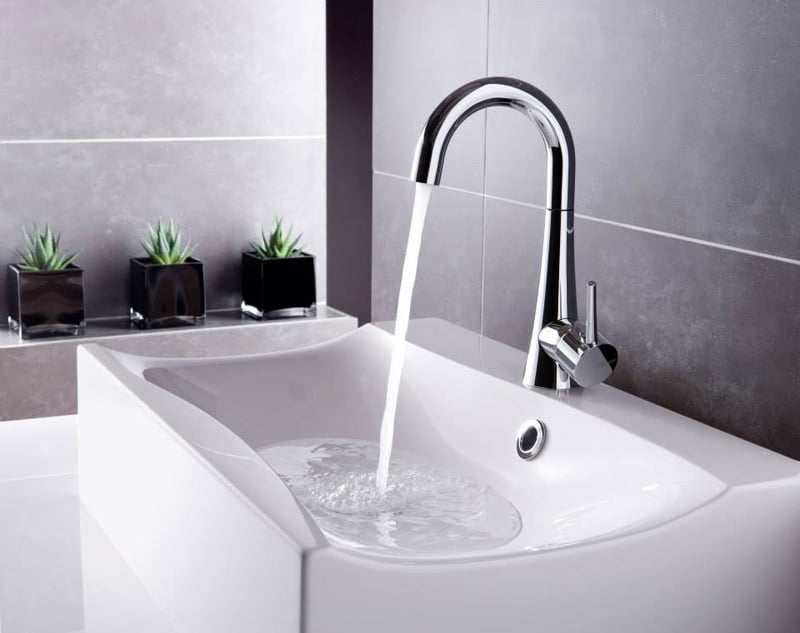 Bathroom design tips latest trends in tap design for Latest bathroom designs